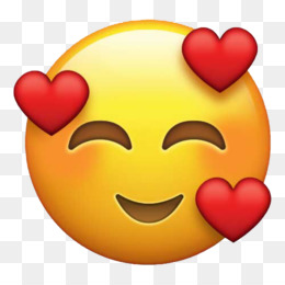 Emoji, Love, Heart, Emoticon PNG image with transparent background
