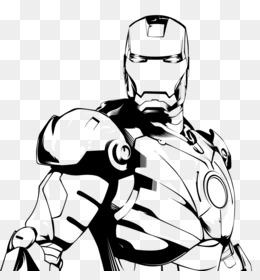 iron man drawing clip art - ironman png download - 800*600