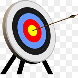 target archery shooting target arrow clip art target png download rh kisspng com archery clipart black archery clipart png