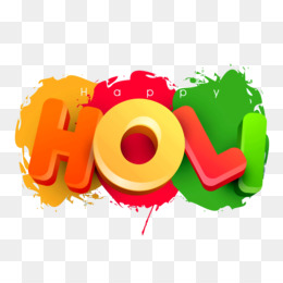 Holi, Wish, Greeting Note Cards, Text, Orange PNG image with transparent background