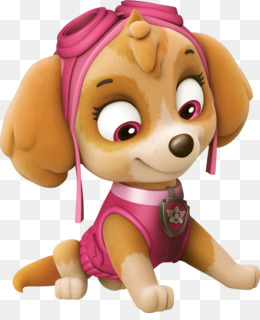 Skye, Puppy, Dog, Toy, Doll PNG image with transparent background