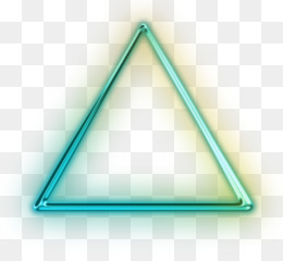 Triangle, Green, Clife Marketing PNG image with transparent background
