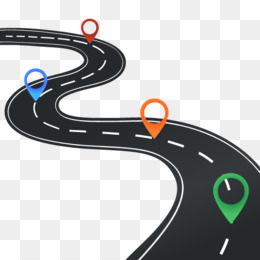 Plan A Road Trip >> Road PNG and PSD Free Download - Car Road trip - Cement road.