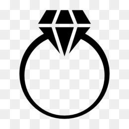 Engagement Ring Png Cartoon Engagement Ring
