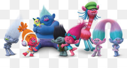 Trolls, Troll, Dreamworks Animation, Toy, Fictional Character PNG image with transparent background