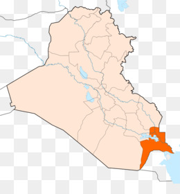 basra dhi qar governorate map governorates of iraq muhafazah iraq png download 12001222 free transparent map png download