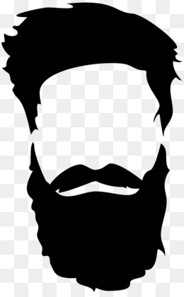 beard and moustache png beard and moustache transparent clipart rh kisspng com bear clip art black and white bear clip art silhouette