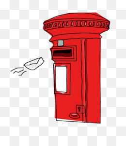 Image result for postbox cartoon