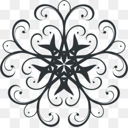 Flower Cartoon Black And White Drawing Clip Art Dandelion Png
