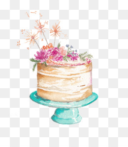 watercolor cake png amp watercolor cake transparent clipart
