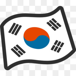 flag of south korea independence day clip art south Korean Flag Logo korean flag vector free download