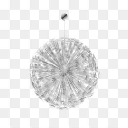 Ikea Ps Maskros Pendant Lamp, Light Fixture, Ikea, Crystal, Ceiling Fixture  PNG