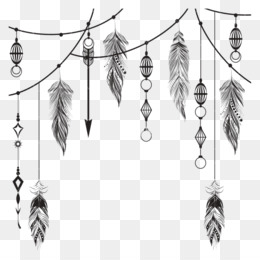 Bohochic, Royaltyfree, Stock Photography, Line Art, Plant PNG image with transparent background