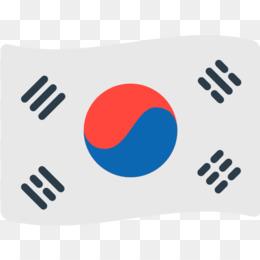 flag of south korea png flag of south korea transparent clipart