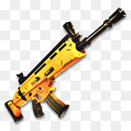 Fortnite Battle Royale Fn Scar Assault Rifle Weapon Scar