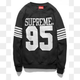 6bb21420b5ab ... Hoodie Sleeve Supreme Clothing - Supreme. 845 1000. 13. 3. PNG