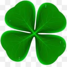 four leaf clover clip art clover png download 1024 1024 free rh kisspng com 4 leaf clover clipart 4 leaf clover border clip art