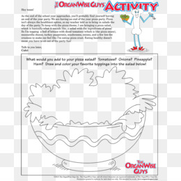 Free download Child Worksheet Junk food Coloring book - activity png.