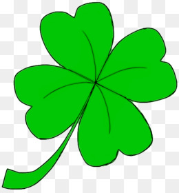 About 1057 Png Images For Four Leaf Clover