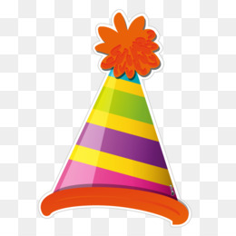 Party Hat Birthday Photo Booth Clip Art
