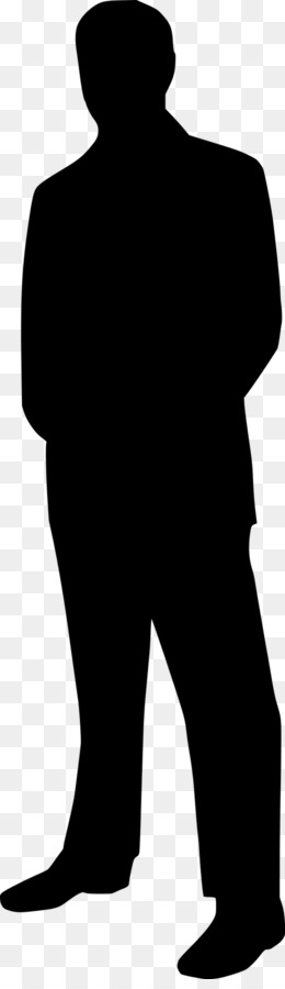 Silhouette, Man, Stick Figure, Standing, Shoulder PNG image with transparent background