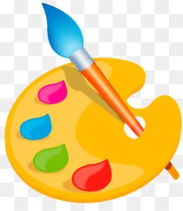 palette png and psd free download palette paintbrush clip art rh kisspng com paintbrush clipart transparent paintbrush clipart free