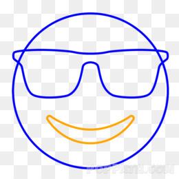 Occhiali Da Sole Png Trasparente E Occhiali Da Sole Disegno Emoji