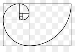 Golden Ratio, Golden Spiral, Spiral, Line Art, Angle PNG image with transparent background