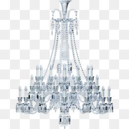 Baccarat Light fixture .dwg AutoCAD DXF Chandelier - lustre png ...