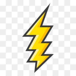 lightning bolt png and psd free download lightning bolt animation