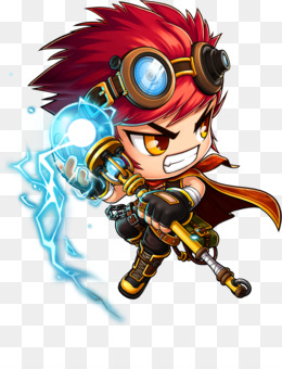 MapleStory 2 Wizard Skill Game - maple story png download