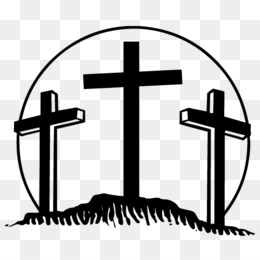 Free download The Three Crosses Bumper sticker Decal Car ...