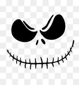 jack skellington jack o lantern pumpkin stencil carving hance cat rh kisspng com