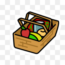 picnic png and psd free download picnic basket cartoon clip art rh kisspng com picnic basket clipart black and white