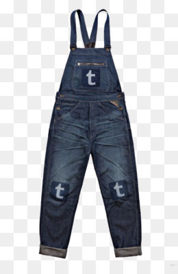 0917bc12d9f Overall Fashion Denim Pants Braces - overalls png download - 4500 ...