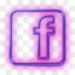 Facebook, Social Media, Computer Icons, Purple, Text PNG image with transparent background