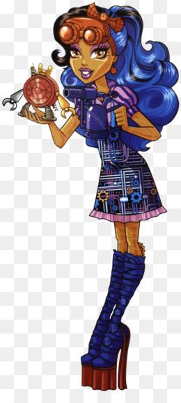 Monster High PNG transparente y Monster High dibujo - Monster High ...