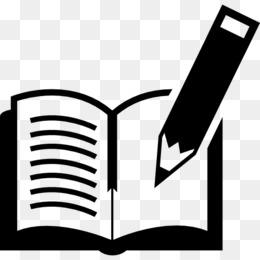 Free Download Book Pencil Clip Art Open Book Png