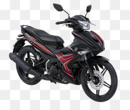yamaha motorcycle clipart  Yamaha T135 PNG