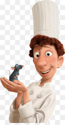 Ratatouille Colette And Linguini Kiss