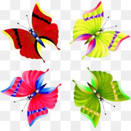 Download Gratis Bunga Kupu Kupu Anak Caterpillar Buku Mewarnai