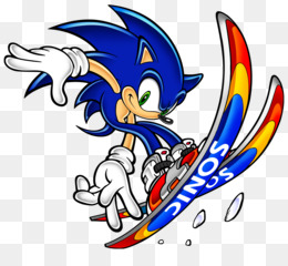 Sonic The Hedgehog png download - 600*523 - Free Transparent