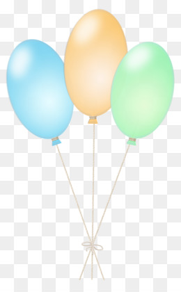 Free Download Balloon Birthday Clip Art Balloons Png 2 Png