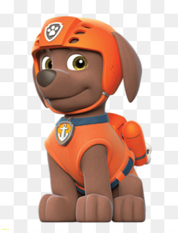 Paw patrol rubble. Png logo birthday