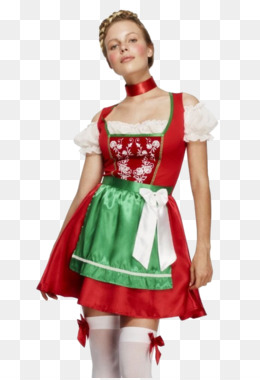 4ecb4384307 Free download Costume party Dirndl Dress Clothing - dress png.