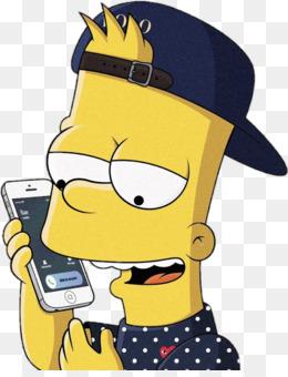Bart Simpson Png Ghetto Bart Simpson Bart Simpson Drawing Bart