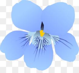 African violets Clip art - flower frames png download ...