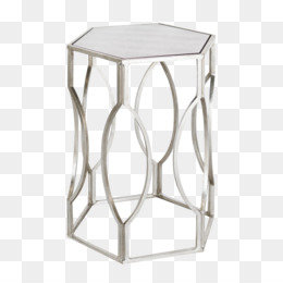 Bedside Tables Coffee Tablecloth Silver