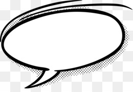 Speech Balloon, Comics, Comic Book, Monochrome Photography, Hardware Accessory PNG image with transparent background