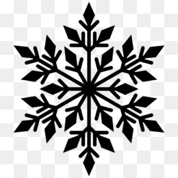 Snowflake, Silhouette, Photography, Visual Arts, Leaf PNG image with transparent background
